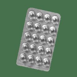 SALUS Haus Omega-3 capsules with salmon oil