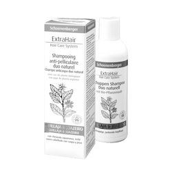 Schoenenberger ExtraHair® Hair Care System Anti-dandruff shampoo duo natural
