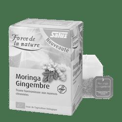 Power of nature Moringa - Ginger