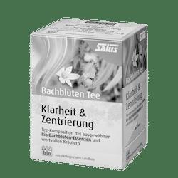 SALUS Haus Bach flowers tea Clarity & Centeredness