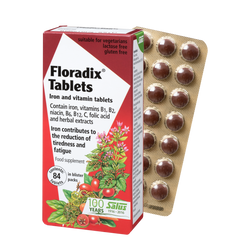 SALUS Haus Floradix®, Iron and vitamin tablets