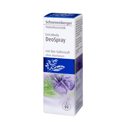 Schoenenberger ExtraBody®  Deo spray