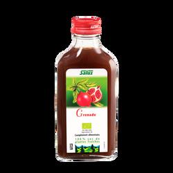 Pure fresh plant juice Pomegranate