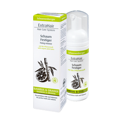 ExtraHair® Hair Care System Fixing mousse