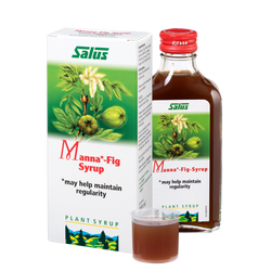 Schoenenberger Plant syrup Manna-Fig-Syrup
