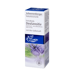 Schoenenberger ExtraBody®  Deo sensitive roll-on