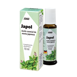 Japol, Japanese mint oil