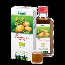 Pure fresh plant juice Potato