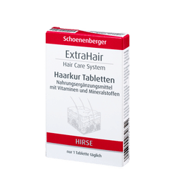 Schoenenberger ExtraHair® Hair Care System Hair care tablets