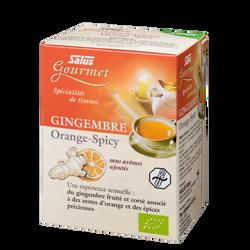 SALUS Haus Gourmet Ginger Orange Spicy