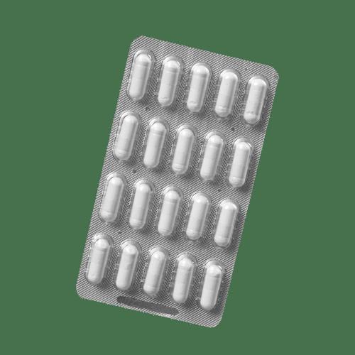 Vitamin-B-complex, Capsules