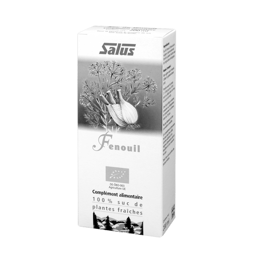 Schoenenberger Pure fresh plant juice Fennel