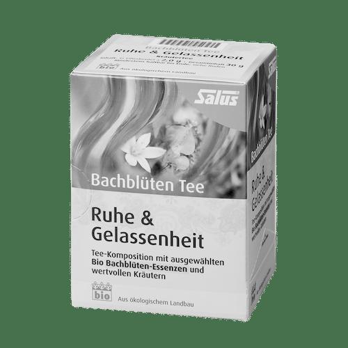 SALUS Haus Bach flowers tea Peace & Serenity