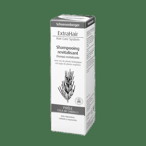Schoenenberger ExtraHair® Hair Care System Revitalising shampoo