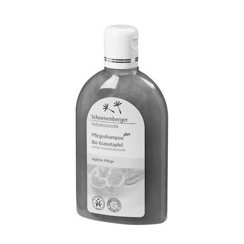 Schoenenberger Care shampoo plus Organic pomegranate