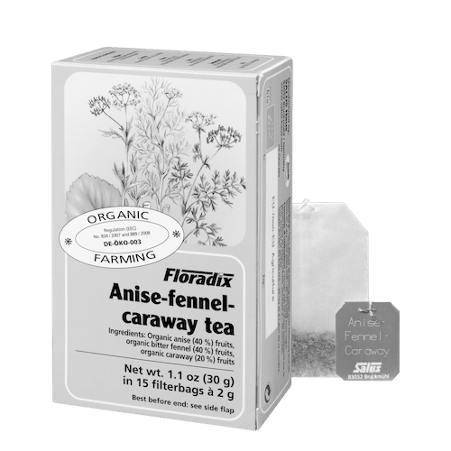 SALUS Haus Anise - Fennel - Caraway tea