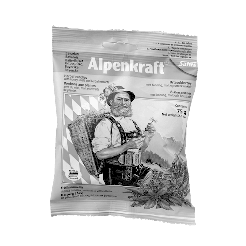 SALUS Haus Alpenkraft®, Bavarian herbal cough candies