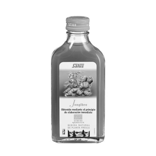Pure fresh plant juice Ginger