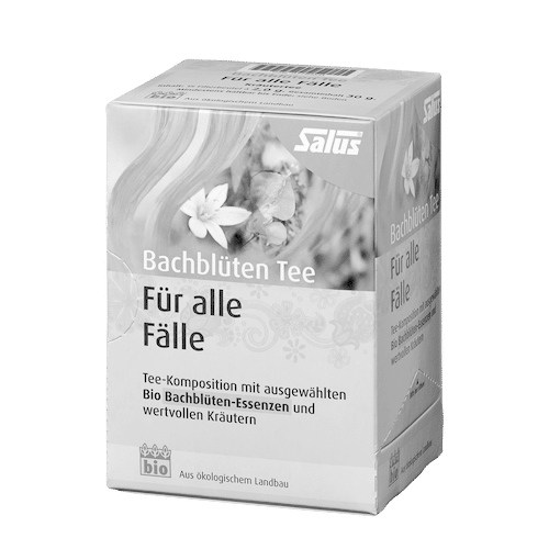 SALUS Haus Bach flowers tea Just in case