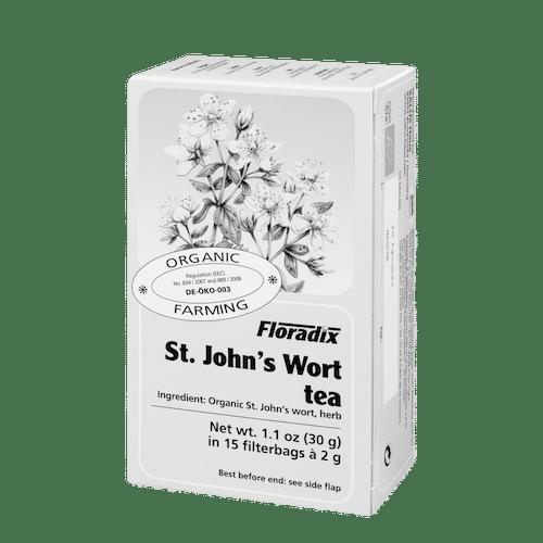 SALUS Haus St. John's Wort tea