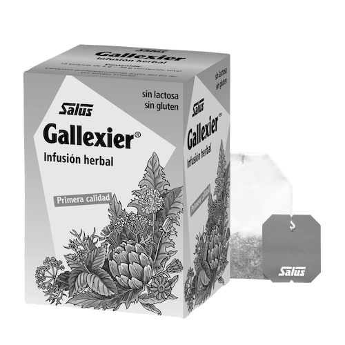 SALUS Haus Gallexier®, Herbal tea