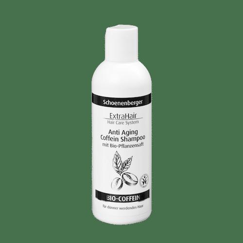 Schoenenberger ExtraHair® Hair Care System Anti-aging caffeine shampoo