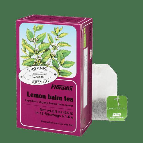 SALUS Haus Lemon balm tea