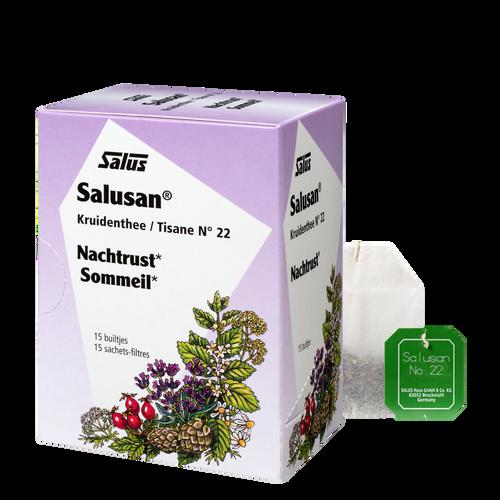 SALUS Haus Salusan®, Herbal tea