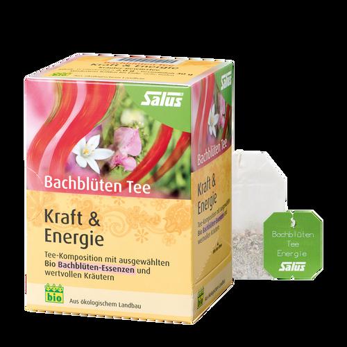 SALUS Haus Bach flowers tea Power & Energy