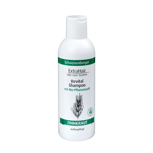 Schoenenberger ExtraHair® Hair Care System Revitalising shampoo
