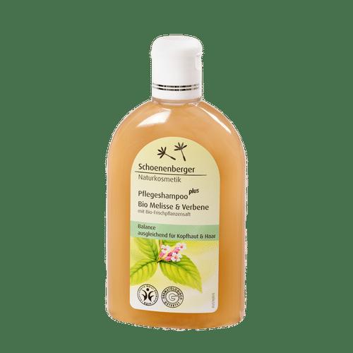 Care shampoo plus Organic melissa & verbena