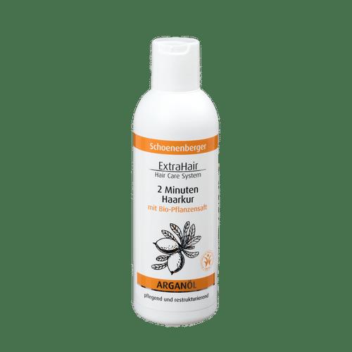 Schoenenberger ExtraHair® Hair Care System 2 minute hair mask