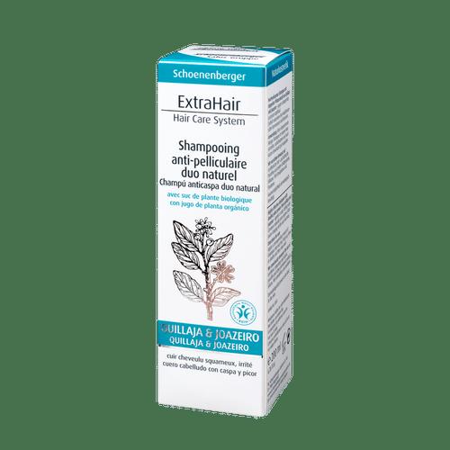 ExtraHair® Hair Care System Anti-dandruff shampoo duo natural
