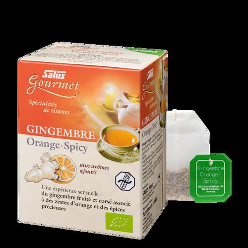 Gourmet Ginger Orange Spicy