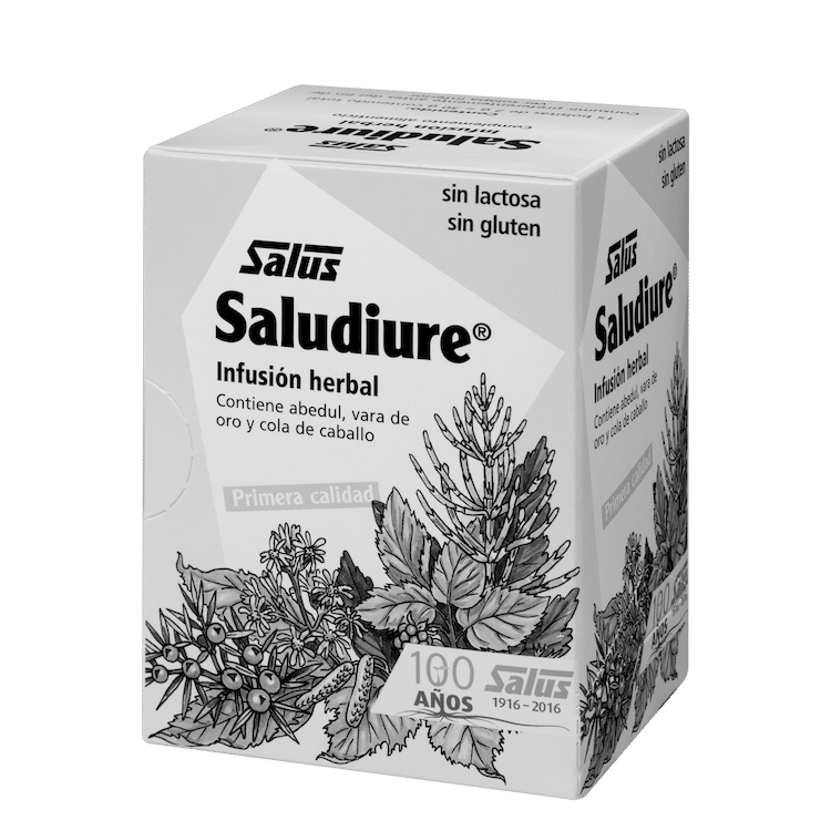 SALUS Haus Saludiure®, Herbal tea