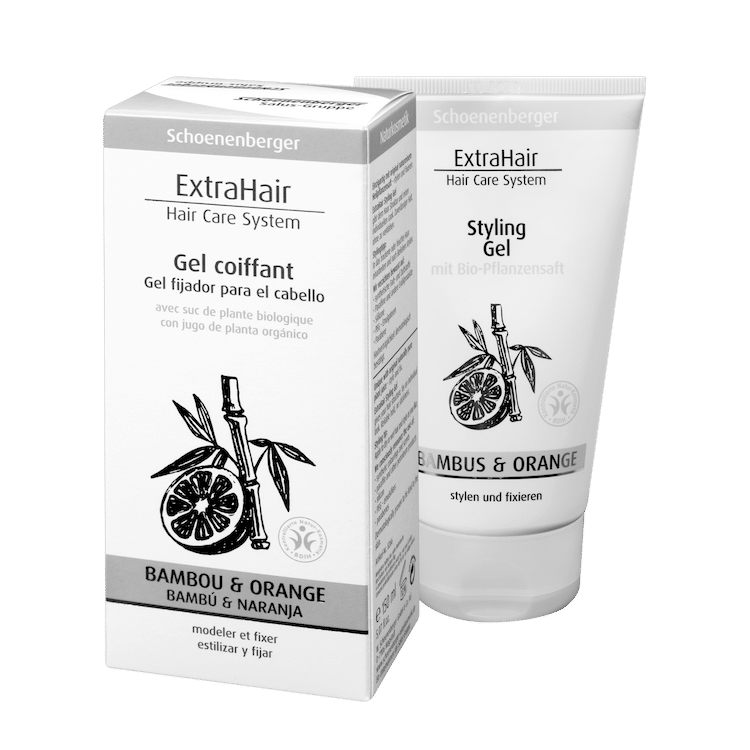 ExtraHair® Hair Care System Styling gel