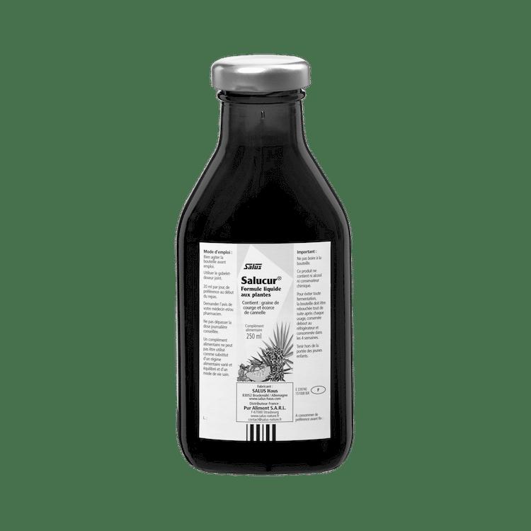 SALUS Haus Floradix  Salucur®, Liquid herbal formula