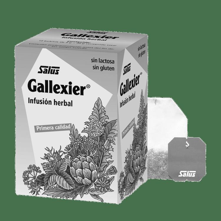 SALUS Haus Gallexier®, Herbal tea