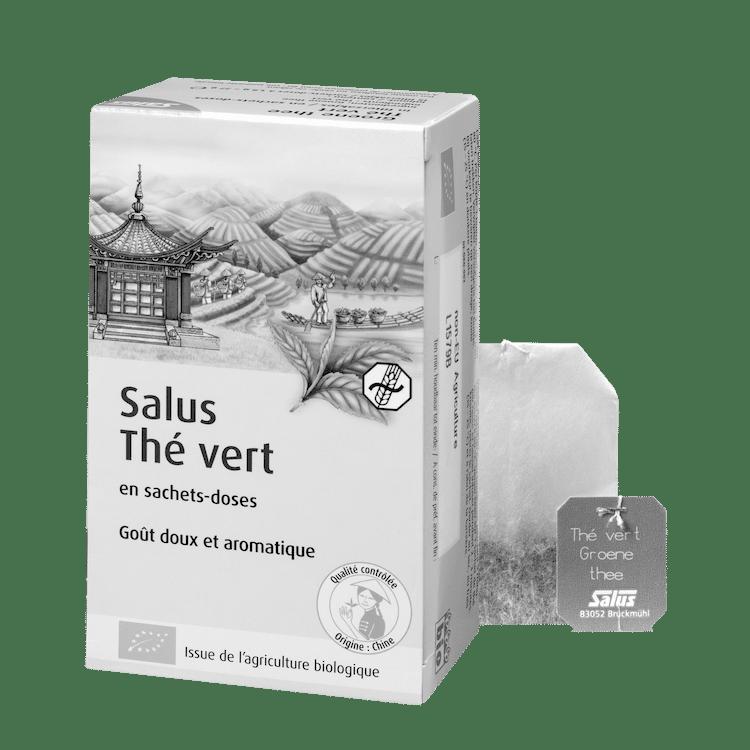 SALUS Haus Green tea Sencha
