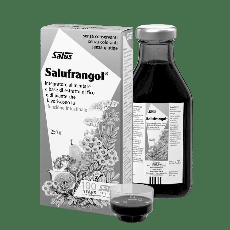 Floradix  Salufrangol®, Liquid formula