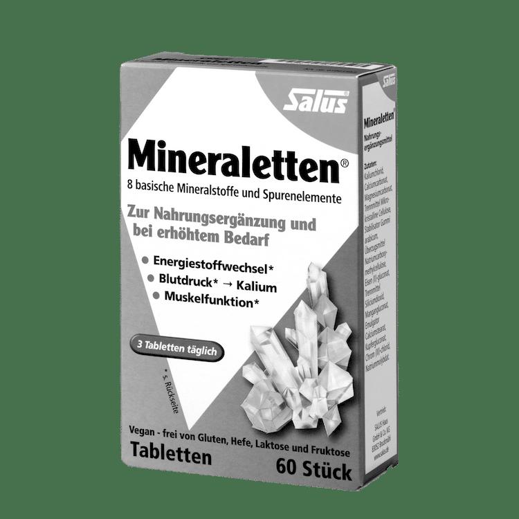 SALUS Haus Mineralets, Tablets