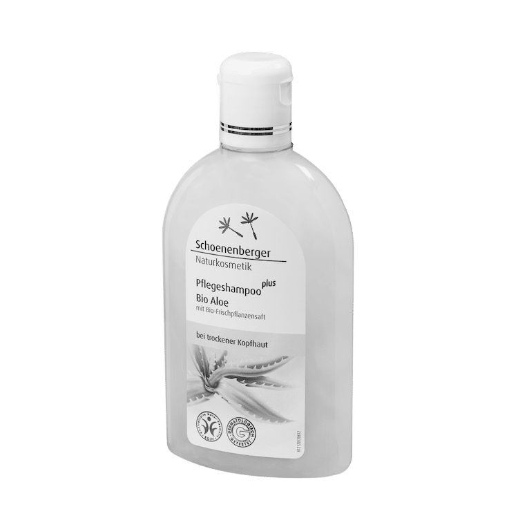 Schoenenberger Care shampoo plus Organic aloe