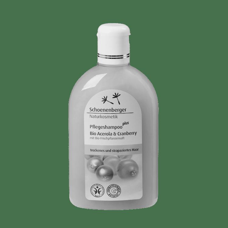Schoenenberger Care shampoo plus Organic acerola & cranberry