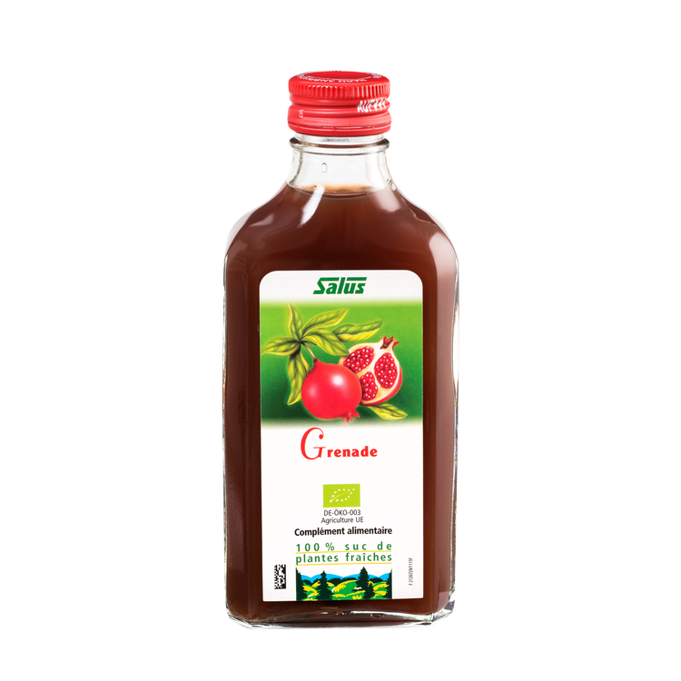 Schoenenberger Pure fresh plant juice Pomegranate