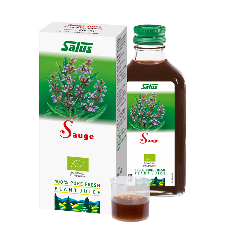 Schoenenberger Pure fresh plant juice Sage
