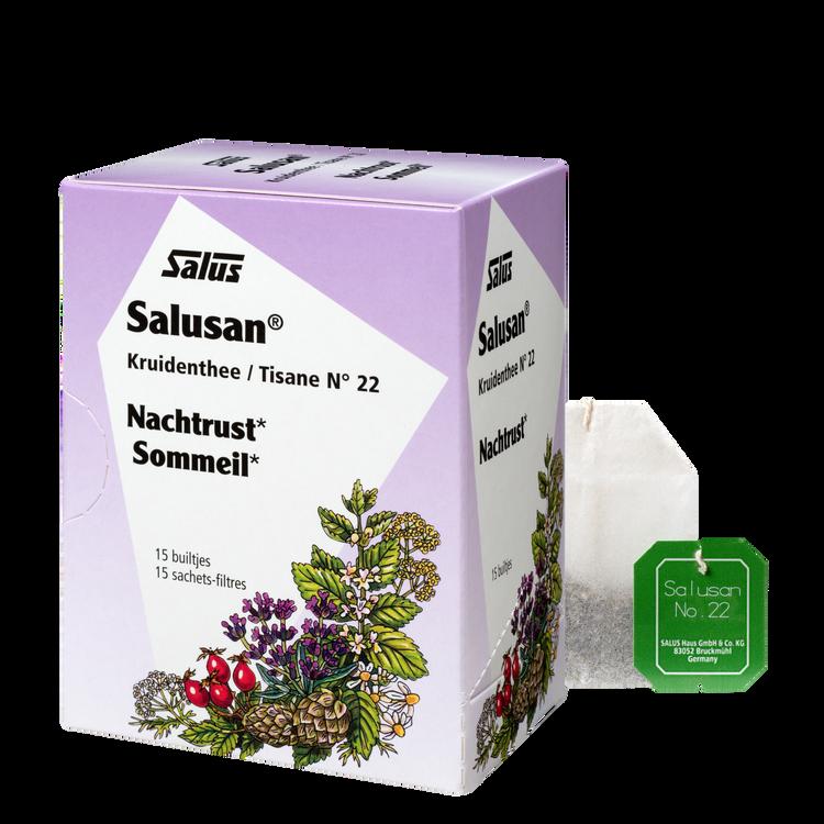 Salusan®, Herbal tea