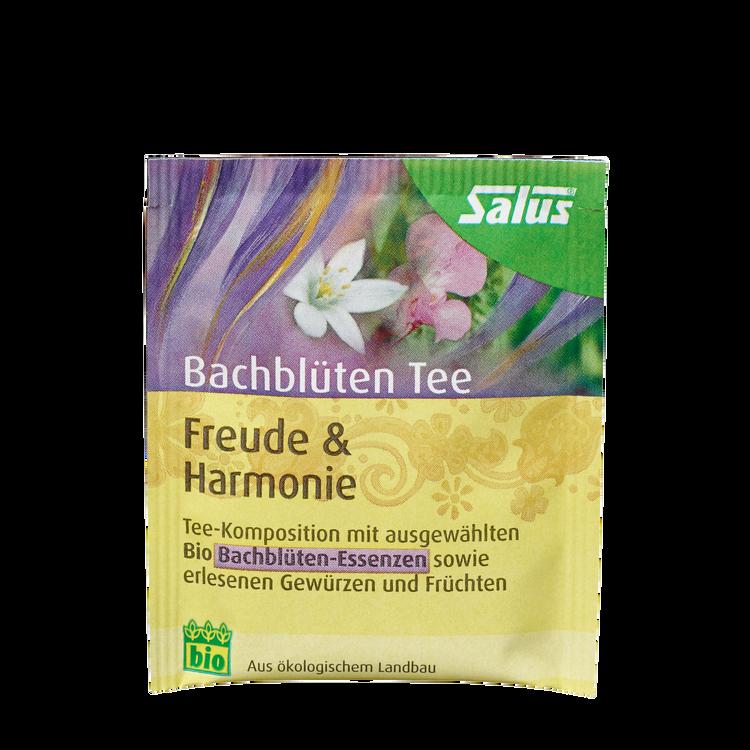 SALUS Haus Bach flowers tea Joy & Harmony