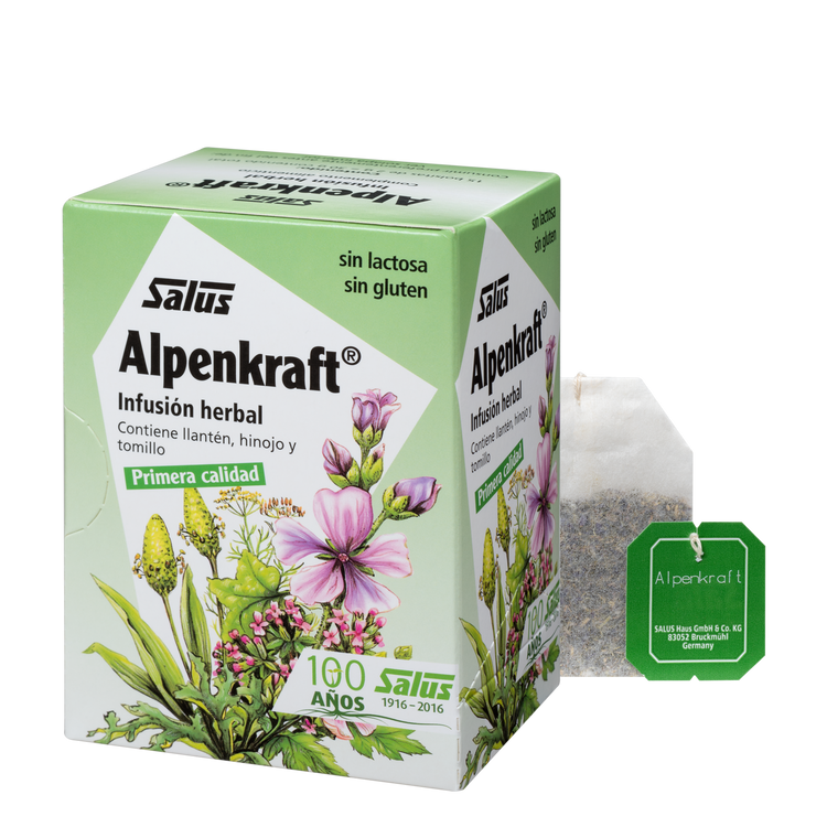 SALUS Haus Alpenkraft®, Herbal tea