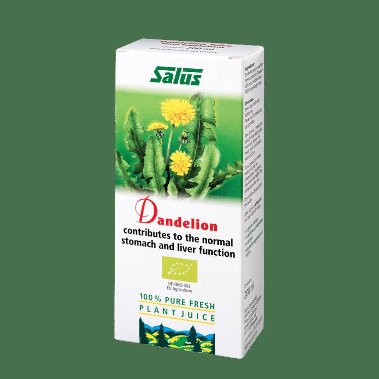 Schoenenberger Pure fresh plant juice Dandelion