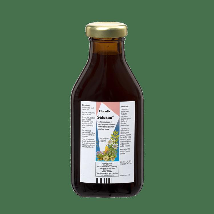 Floradix  Salusan®, Liquid formula